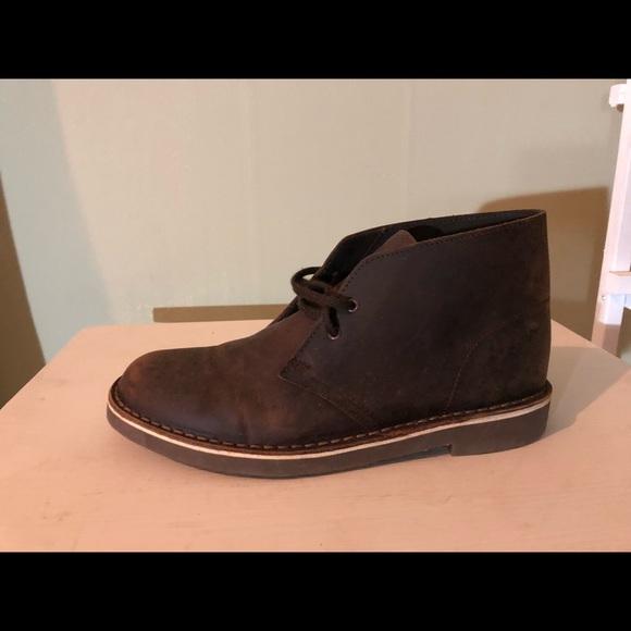 29017f3b97c4 Clarks Shoes - BRAND NEW Clark s men s wax desert boots